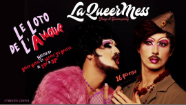 La QueerMess - Le Loto de l'Amour #32 in Paris le Sa 16. Februar, 2019 19.00 bis 01.59 (After-Work Gay Friendly)
