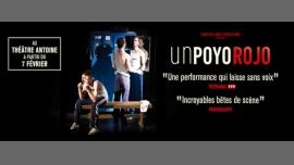 Un poyo rojo à Paris le sam.  3 mars 2018 de 19h00 à 20h00 (Spectacle Gay Friendly, Lesbienne Friendly)