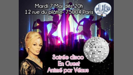 Soirée DISCO in Paris le Tue, May  7, 2019 from 07:00 pm to 02:00 am (After-Work Gay)