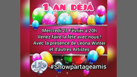 Le Like Bar À 1 An! à Paris le mer. 27 février 2019 de 20h00 à 02h00 (After-Work Gay)