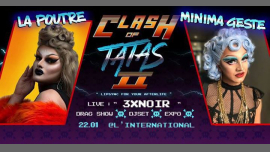 Clash of Tatas S2E4 à Paris le mar. 22 janvier 2019 de 19h00 à 01h00 (Clubbing Gay)