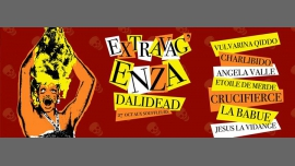 Extravag'Enza : Dalidead in Paris le Sat, October 27, 2018 from 10:00 pm to 02:00 am (After-Work Gay, Lesbian, Trans, Bi)
