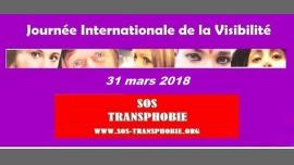 Journée Internationale de la Visibilité Trans ( TDOV ) in Paris le Sun, March 31, 2019 from 12:00 am to 12:59 am (Meetings / Discussions Gay, Lesbian, Trans, Bi)