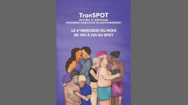 TranSPOT a Parigi le mer 22 maggio 2019 19:00-21:30 (Incontri / Dibatti Gay, Lesbica)