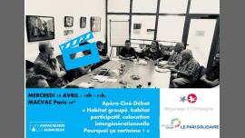 Apéro-Débat des Audacieuses & des Audacieux à Paris le mer. 10 avril 2019 de 19h00 à 21h00 (Rencontres / Débats Gay, Lesbienne, Hétéro Friendly, Trans, Bi)