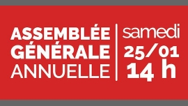 Assemblée Générale annuelle d'HES in Paris le Sat, January 25, 2020 from 02:00 pm to 05:30 pm (Community life Gay, Lesbian)