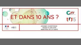 TRT5 CHV : 21ème Journée scientifique in Paris le Tue, June 11, 2019 from 09:00 am to 04:00 pm (Meetings / Discussions Gay, Lesbian, Trans, Bi)