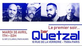 巴黎Le premier soir.2019年 5月30日,17:00(男同性恋 下班后的活动)