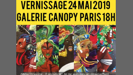 EXPOSITION VERNISSAGE DIIVINESLGBTQI+/ANNIA DRAWING EXCLUSIVITÉ in Paris von 24 bis 26. Mai 2019 (Expo Gay Friendly, Lesbierin)