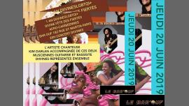 DIIVINES FÊTES DES FIERTÉS AFRO-CARÏBÉENNES 1 AN en Paris le jue 20 de junio de 2019 20:00-01:00 (After-Work Lesbiana)