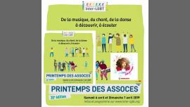 DIIVINESLGBTQI+/PRINTEMPS DES ASSOCES PARIS 2019 à Paris le sam.  6 avril 2019 de 10h00 à 18h00 (Rencontres / Débats Lesbienne)