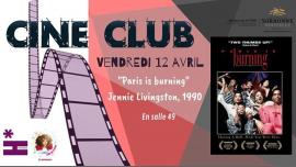 DIIVINES OUVRE LA CAMÉRA L/HYSTÉRIQUE* Film PARIS IN BURNING à Paris le ven. 12 avril 2019 de 19h00 à 22h00 (Cinéma Lesbienne)