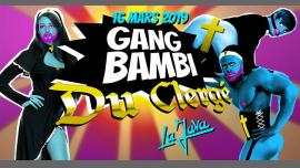 Gang Bambi du Clergé - Casey Spooner - La Java à Paris le sam. 16 mars 2019 de 23h59 à 06h00 (Clubbing Gay)