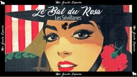 Le Bal du Rosa // Les Sévillanes in Paris le Wed, June 24, 2020 from 08:00 pm to 01:30 am (After-Work Gay Friendly, Lesbian Friendly)