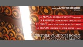 La Machine de Turing à Paris le sam.  2 mars 2019 de 21h00 à 22h25 (Théâtre Gay Friendly, Lesbienne Friendly)