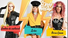 Drag Me Up Saison 2 - Be my valentine in Paris le Sun, February 23, 2020 from 08:00 pm to 02:00 am (After-Work Gay, Lesbian)