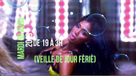 巴黎La Bêtisière (Veille de jour férié)2019年 7月30日,19:00(男同性恋, 女同性恋 俱乐部/夜总会)