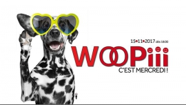Woopiii, c'est mercredi ! in Paris le Wed, November 15, 2017 from 06:00 pm to 02:00 am (After-Work Gay, Lesbian)