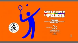 Welcome to Paris - Tennis à Paris le ven. 10 août 2018 de 18h00 à 02h00 (After-Work Gay, Lesbienne)
