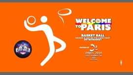 Welcome to Paris - Basket-ball à Paris le dim.  5 août 2018 de 19h00 à 02h00 (After-Work Gay, Lesbienne)