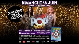 Les Folles de Paris Special PopStars in Paris le Sun, June 16, 2019 from 08:00 pm to 11:30 pm (Show Gay)