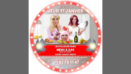 Les Folles de Paris au Ju' #3 in Paris le Thu, January 17, 2019 from 08:00 pm to 11:30 pm (Show Gay, Lesbian, Hetero Friendly)