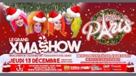 Les Folles de Paris au Ju' #2 à Paris le jeu. 13 décembre 2018 de 20h00 à 23h30 (Spectacle Gay, Lesbienne, Hétéro Friendly)