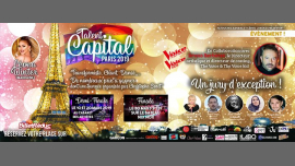 Finale Talent Capital Paris 2019 à Paris le sam. 30 mars 2019 de 20h00 à 04h00 (Spectacle Gay, Lesbienne, Hétéro Friendly, Trans, Bi)