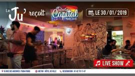 Talent Capital au Ju' à Paris le mer. 30 janvier 2019 de 20h00 à 23h30 (Spectacle Gay)