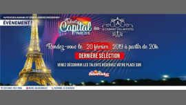 Talent Capital dernière Selection à Paris le mer. 20 février 2019 de 20h00 à 23h55 (After-Work Gay)