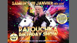 Patouchka Anniversaire Show em Paris le sáb, 19 janeiro 2019 20:00-02:00 (Concerto Gay Friendly)