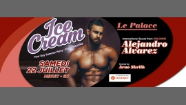 Ice Cream (For Boys) #3 à Paris le sam. 22 juillet 2017 de 23h59 à 06h00 (Clubbing Gay)