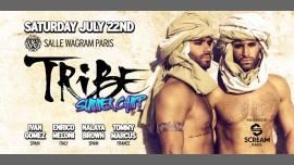 TRIBE Summer Camp à Paris le sam. 22 juillet 2017 de 23h00 à 06h00 (Clubbing Gay, Lesbienne)