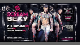 SCREAM SEXY à Paris le sam. 21 janvier 2017 de 23h55 à 07h00 (Clubbing Gay, Lesbienne)
