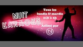 巴黎Karaoké2019年 9月20日,21:00(男同性恋 下班后的活动)