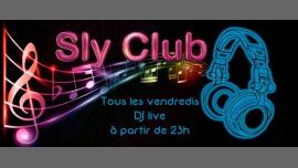 Sly Club in Paris le Fr 28. Juni, 2019 23.00 bis 05.00 (After-Work Gay)