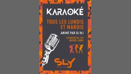 Karaoké à Paris le lun.  7 janvier 2019 de 21h00 à 02h00 (After-Work Gay)