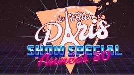 Les Folles de Paris en tournée au Sly #5 in Paris le Sun, November 11, 2018 from 08:00 pm to 11:00 pm (After-Work Gay)
