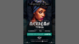 AFRICAN TOUCH LGBTQ&FRIENDLY in Paris le Fri, May 24, 2019 at 11:00 pm (Clubbing Lesbian)