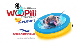Woopiii reçoit Paris Aquatique in Paris le Mi 24. April, 2019 18.00 bis 03.00 (After-Work Gay)