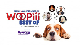 Woopiii Best of _ Vendredi 7 juin in Paris le Fri, June  7, 2019 from 06:00 pm to 03:00 am (After-Work Gay)