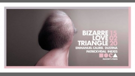 Bizarre Love Triangle #BLT à Paris le sam. 15 février 2020 de 23h30 à 06h00 (Clubbing Gay)