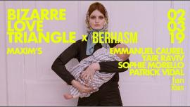 Bizarre Love Triangle x Berhasm #BLT à Paris le sam.  2 mars 2019 de 23h30 à 06h00 (Clubbing Gay)