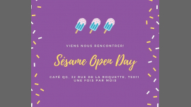 Open day du Collectif Sésame F a Parigi le ven 22 marzo 2019 20:00-23:00 (Incontri / Dibatti Lesbica, Lesbica friendly)