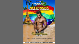 La Summer RainBoat in Paris le Tue, June 11, 2019 from 04:00 pm to 02:00 am (After-Work Gay Friendly)