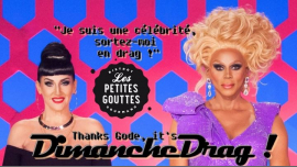 DimancheDRAG #3 : Fashion Police ! (DragGame & DragShow) à Paris le dim.  5 mai 2019 de 17h30 à 23h30 (After-Work Gay, Trans, Bi)