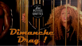 DimancheDrag #7 : Très très vulgaire ft. Meduza in Paris le Sun, June 30, 2019 from 05:30 pm to 11:30 pm (After-Work Gay, Trans, Bi)