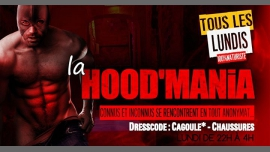 Hood'Mania in Paris le Mon, November  5, 2018 from 10:00 pm to 04:00 am (Sex Gay)