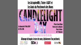 Candlelight DAY : Rassemblement en souvenir des mortEs du sida in Paris le Sun, May 19, 2019 from 03:00 pm to 06:00 pm (Ceremonies Gay, Lesbian)