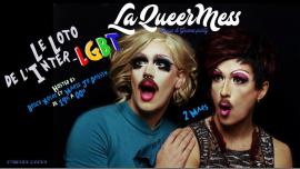 La QueerMess - Le Loto de l'Inter-LGBT #33 à Paris le sam.  2 mars 2019 de 19h00 à 01h59 (After-Work Gay, Lesbienne)